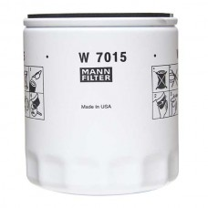 MANN-FILTER Oil Filter W 7015